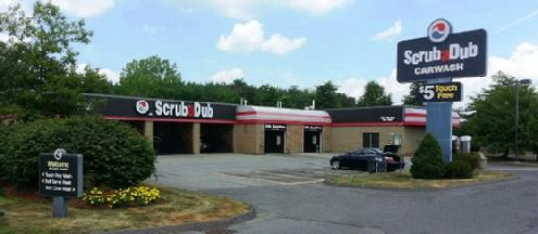 Shrewsbury car wash scrubadub car wash keep your car looking like new at scrubadub solutioingenieria