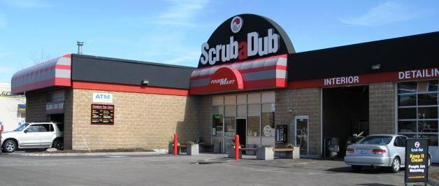 Scrub A Dub Car Wash Warwick