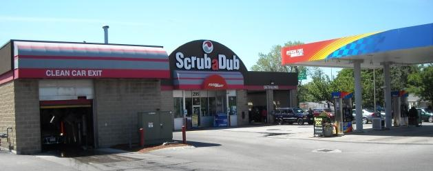 Woburn Car Wash Scrubadub Car Wash